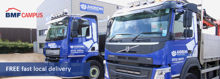 Andrews Building Supplies join the BMF Campus training academy