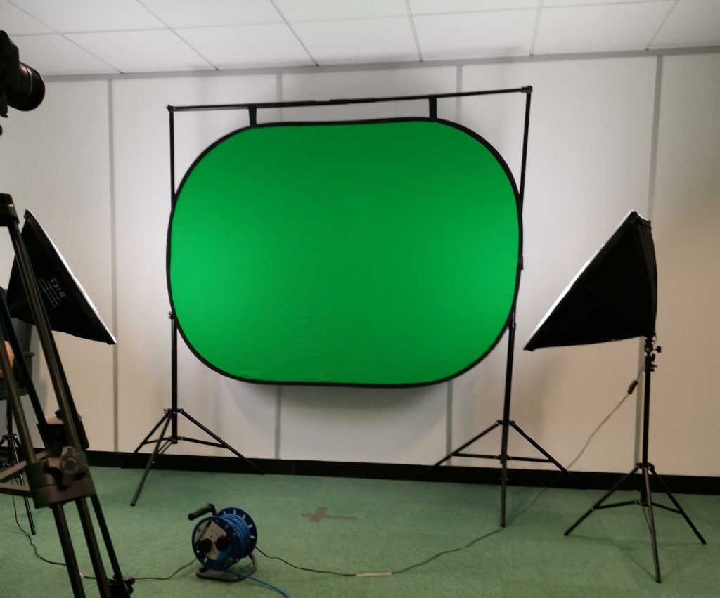 Green Screen Video